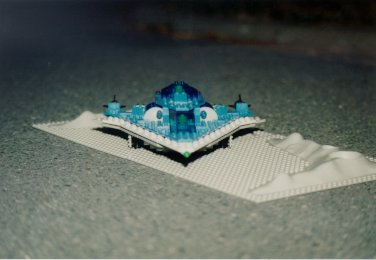 Lego-Modell: Space Wedge (3)