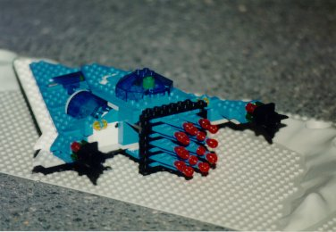 Lego-Modell: Space Wedge (4)
