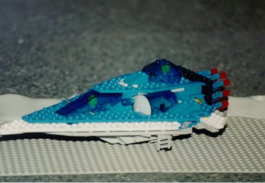 Lego-Modell: Space Wedge (2)